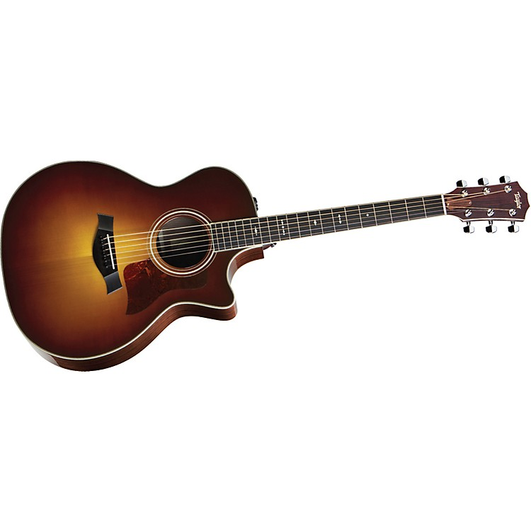 Taylor 714ce Rosewood/Spruce Grand Auditorium Acoustic-Electric Guitar Vintage Sunburst