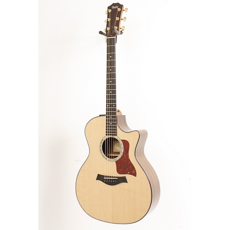 Taylor 714ce-SD Acoustic-Electric Guitar Natural 886830303029