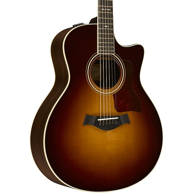 Taylor 716ce Grand Symphony Cutaway ES2 Acoustic Electric Guitar Vintage Sunburst