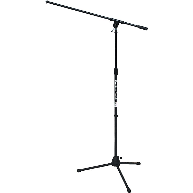 On-Stage Stands72010 Tripod Mic Stand with Boom