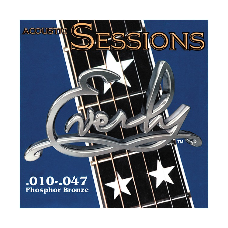 Everly 7210 Acoustic Sessions Phosphor/Bronze Extra Light Acoustic Guitar Strings