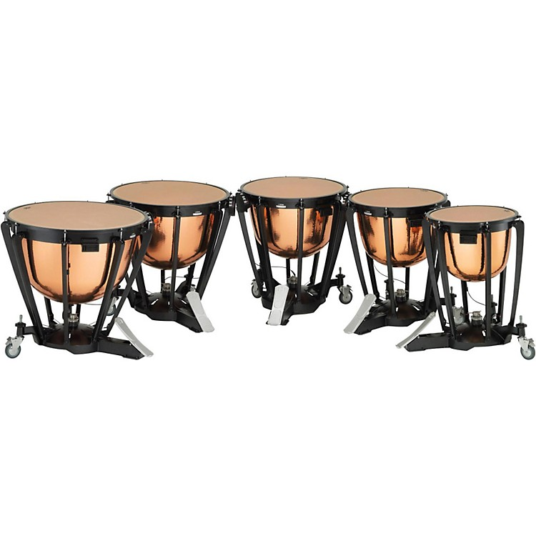 Yamaha 7300 Series Professional Hammered Copper Timpani 20 Inch
