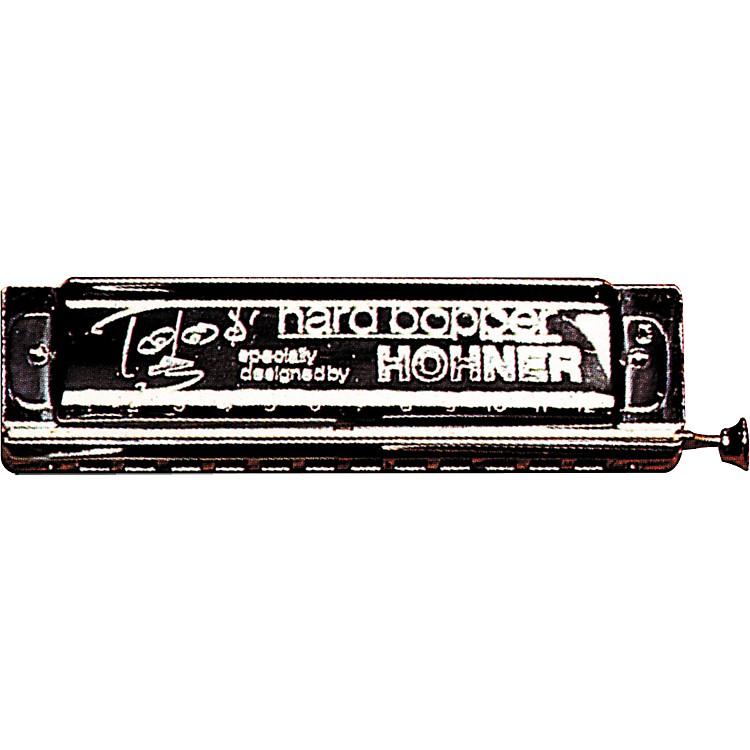 Hohner#7539 Hard Bopper Chromatic HarmonicaC