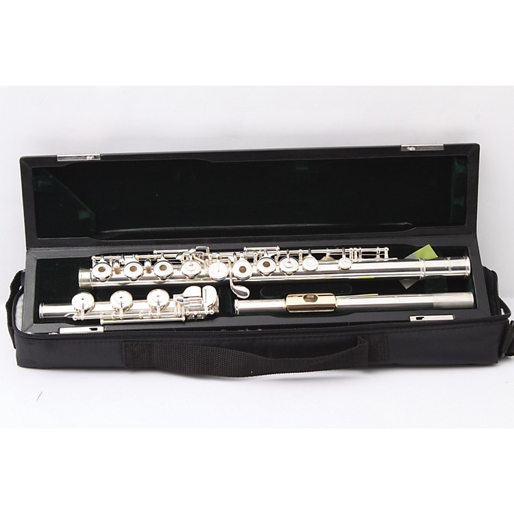 Pearl Flutes765 Quantz Coda Professional Flute765RBECODA - Offset G, Split E889406665989