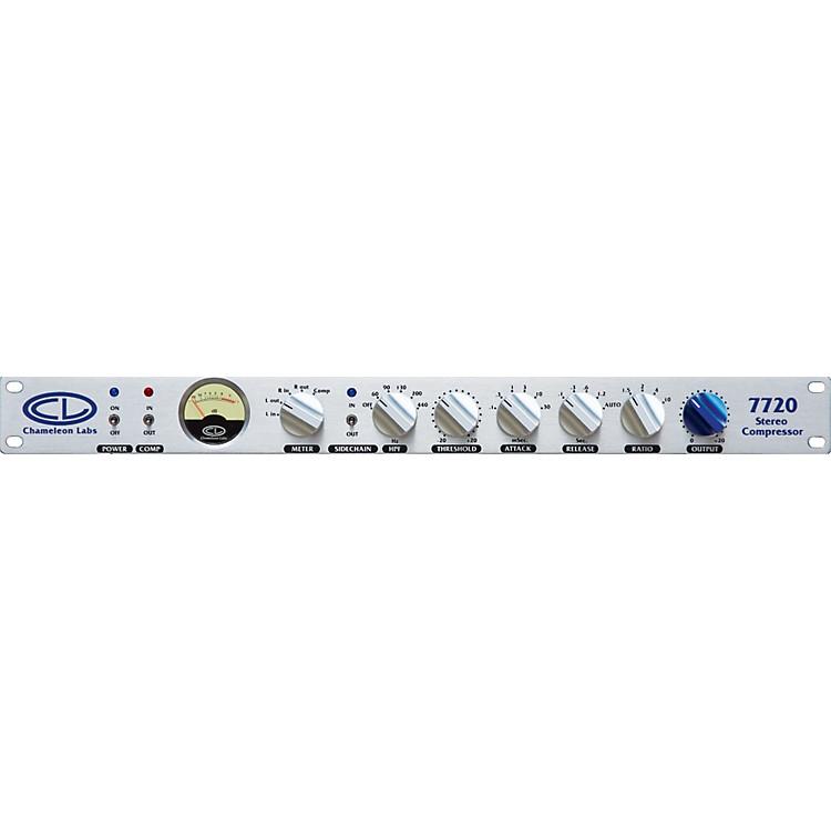 Chameleon Labs7720 Stereo Compressor