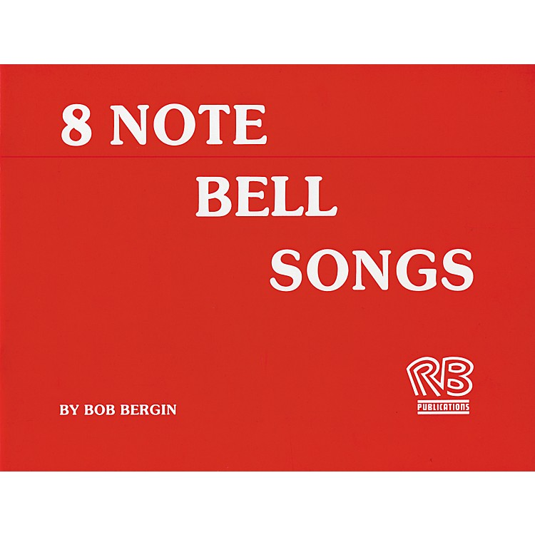 Rhythm Band8-Note Bell Songs Book