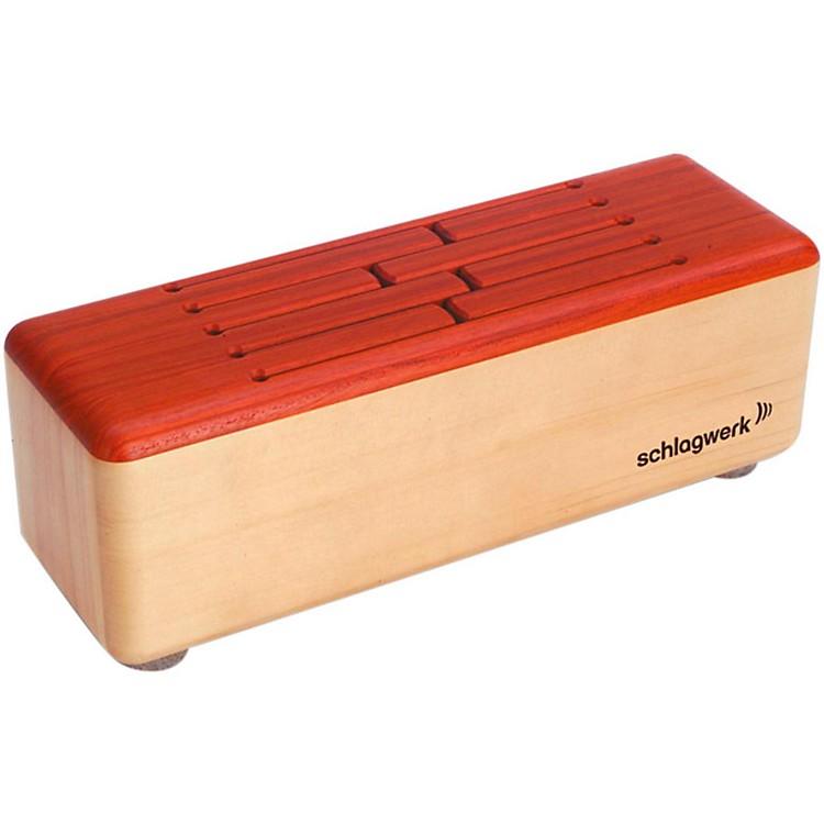 SCHLAGWERK8 Pitch Log Drum PadoukE/G/A/C/D/E/G/A