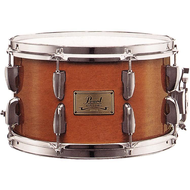Pearl8-Ply Maple Soprano Snare DrumLiquid Amber12X7 Inches