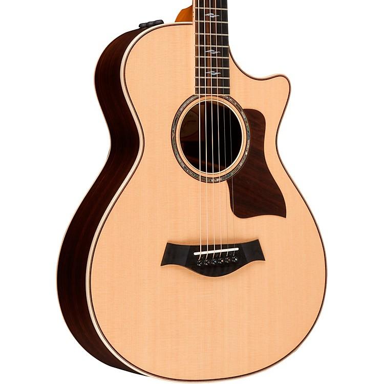 Taylor800 Series 812ce 12-Fret Grand Concert Acoustic-Electric Guitar