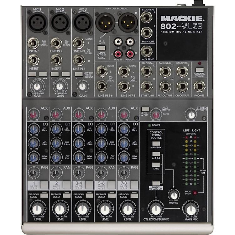Mackie802-VLZ3 Compact Mixer