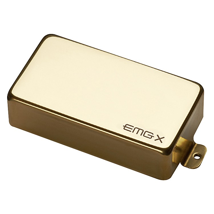 EMG 81-X Active Humbucker Pickup Gold