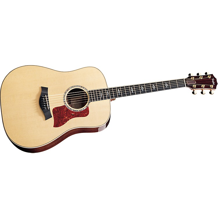 Taylor 810 Dreadnought Acoustic Guitar (2010 Model)