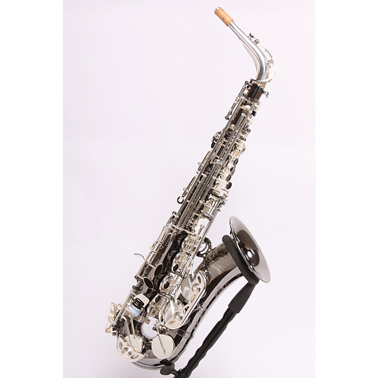 Giardinelli 812 Series Black Nickel Alto Saxophone Black 886830158889