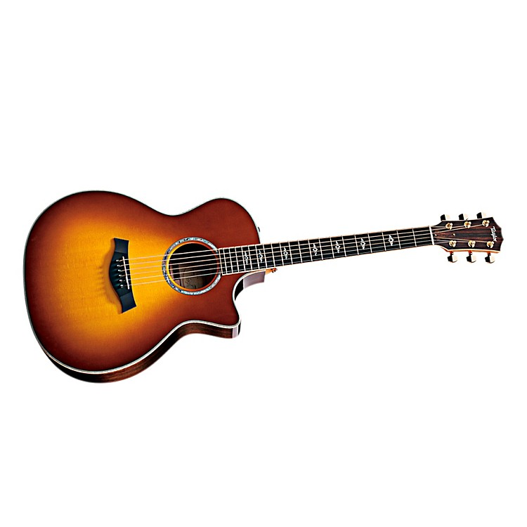 Taylor 814ce Rosewood/Spruce Grand Auditorium Acoustic-Electric Guitar Tobacco Sunburst