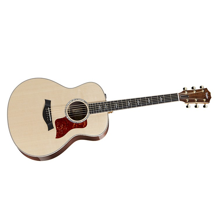 Taylor816e Rosewood/Spruce Grand Symphony Acoustic-Electric Guitar