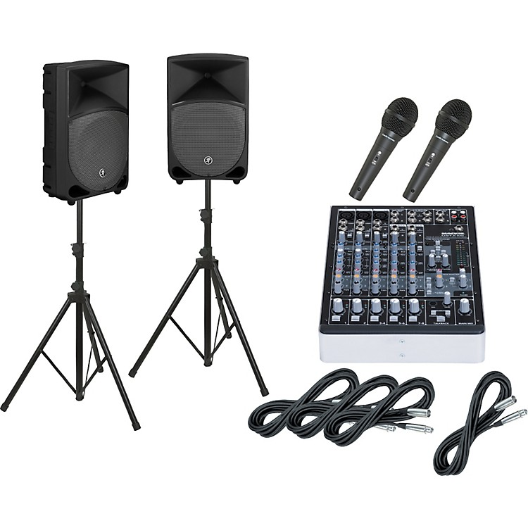 Mackie820i / TH-12A PA Package