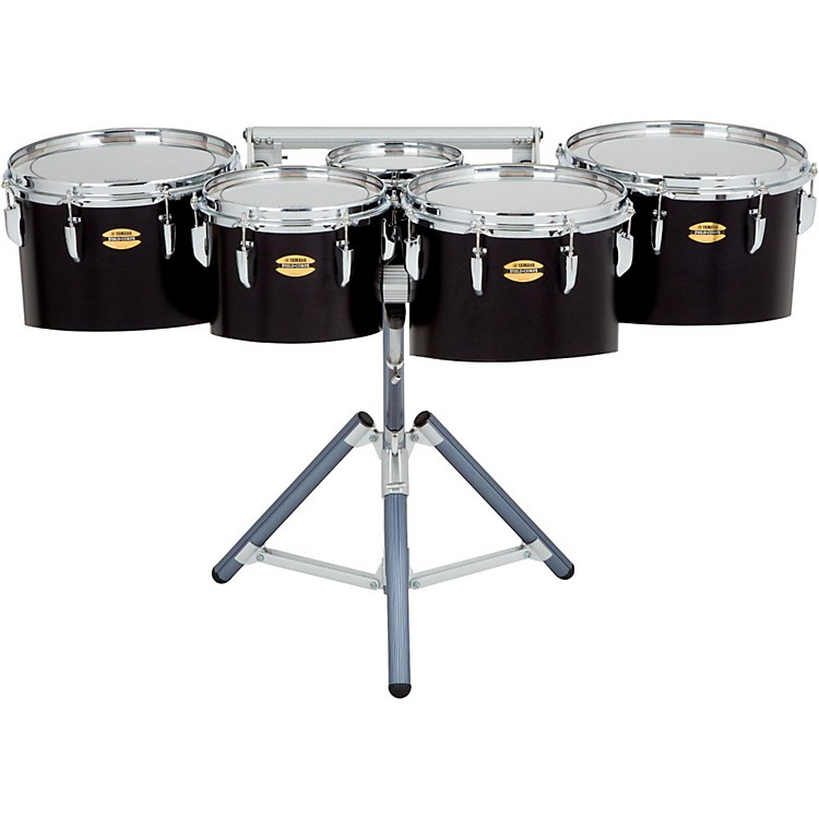 Yamaha 8300 Series Field-Corp Series Marching Tenor Quint 8/10/12/13/14 in. Black Forest