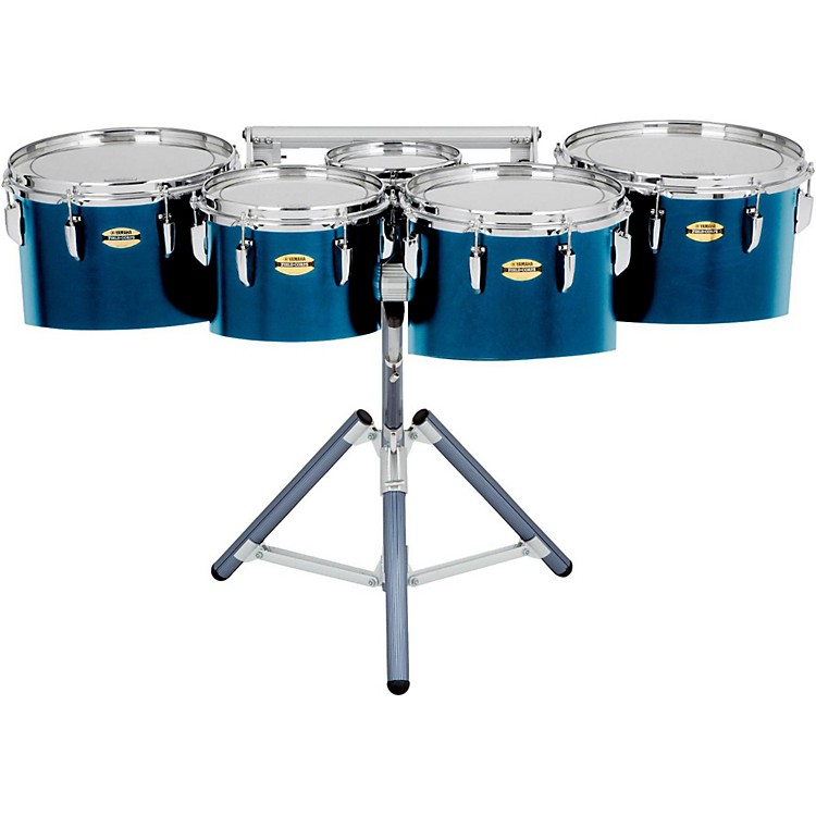 Yamaha8300 Series Field-Corp Series Marching Tenor Quint8/10/12/13/14 in.Blue Forest