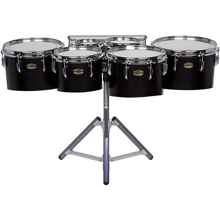 Yamaha 8300 Series Field-Corps Marching Sextet 6, 8, 10, 12, 13, 14 in. Black Forest