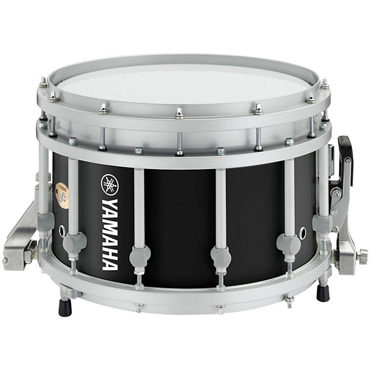 Yamaha8300 Series Piccolo SFZ marching snare drum14 x 9 in.Black Forest