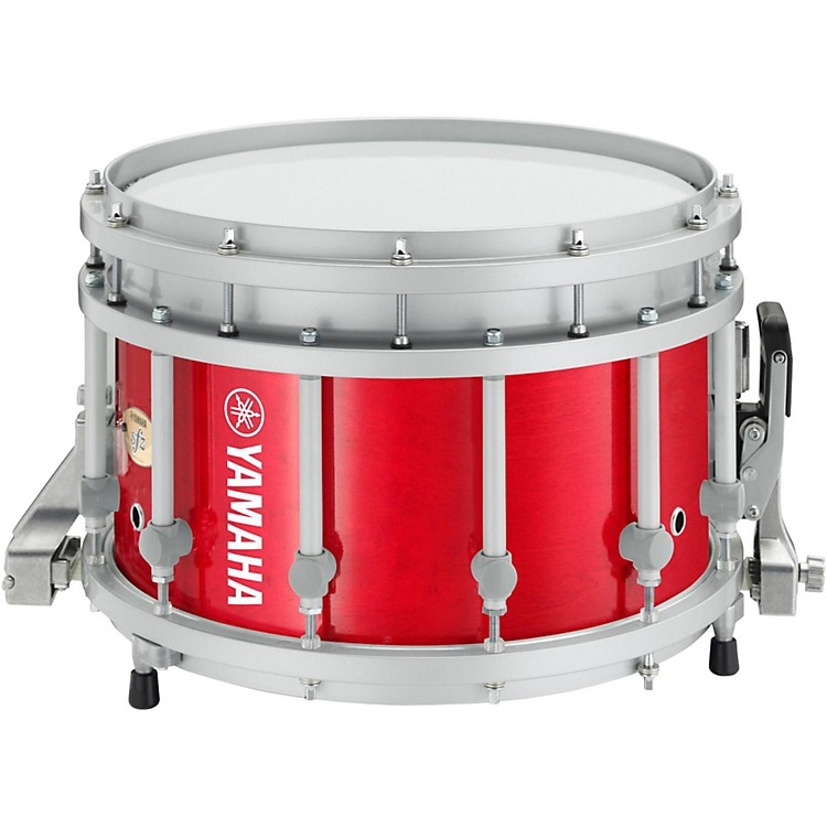 Yamaha8300 Series Piccolo SFZ marching snare drum14 x 9 in.Red Forest