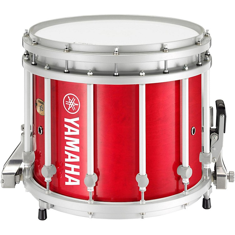 Yamaha 8300 Series SFZ Marching Snare Drum 14 x 12 in. Red Forest with Standard Hardware
