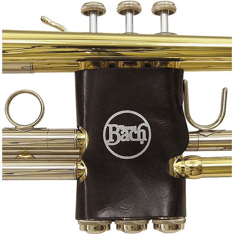 Bach 8311 Series Velcro Trumpet Valve Guard Black