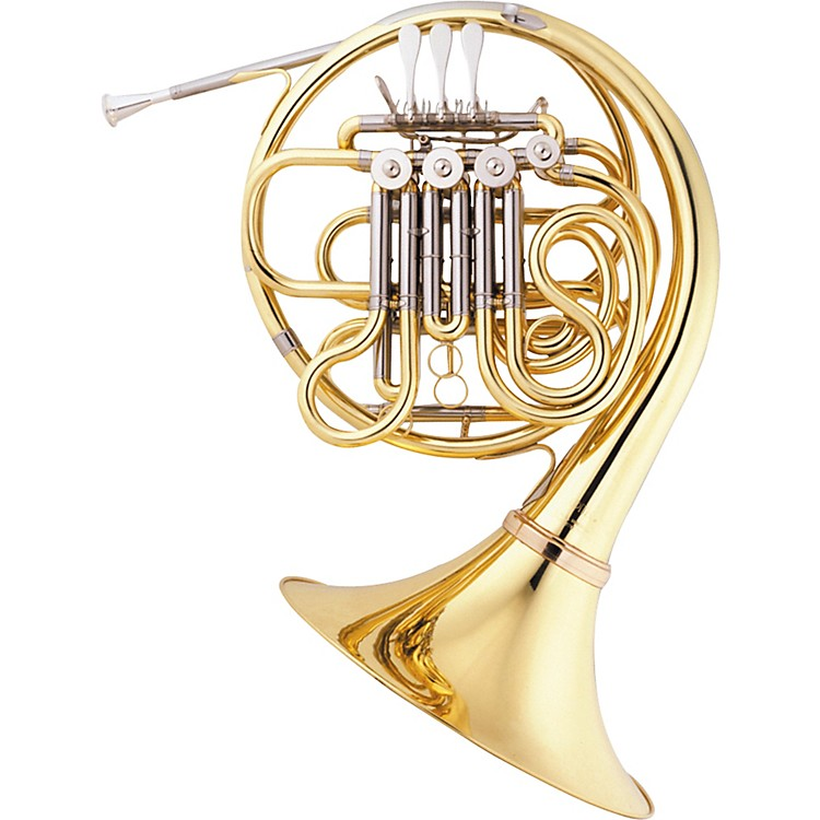 Jupiter 854L Series Detachable Bell Double Horn