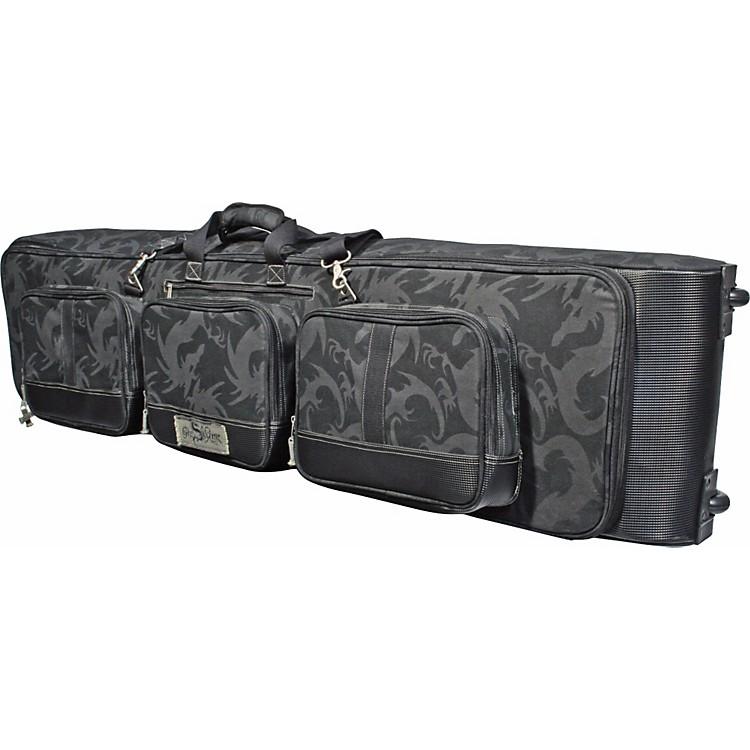 GigSkinz88-Key Keyboard Bag with Wheels88 Key