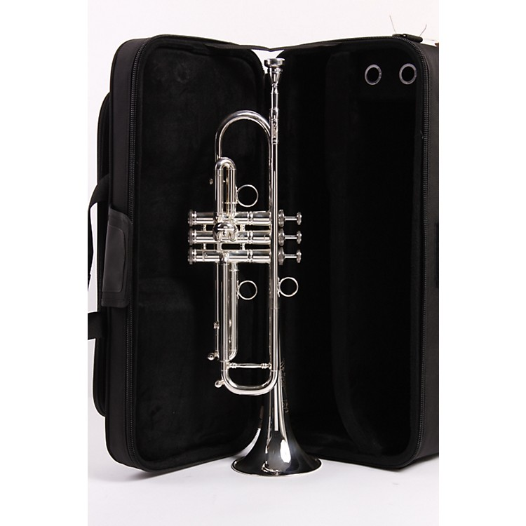 Stomvi8959 USA Salsa Lightweight Series Bb TrumpetSilver886830311703