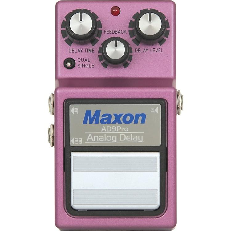 Maxon9-Series AD-9 Pro Analog Delay Pedal
