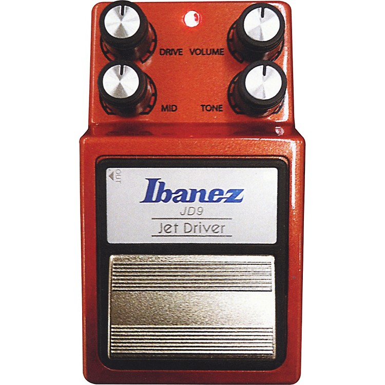 Ibanez9 Series JD9 Jet Driver Overdrive Guitar Effects Pedal