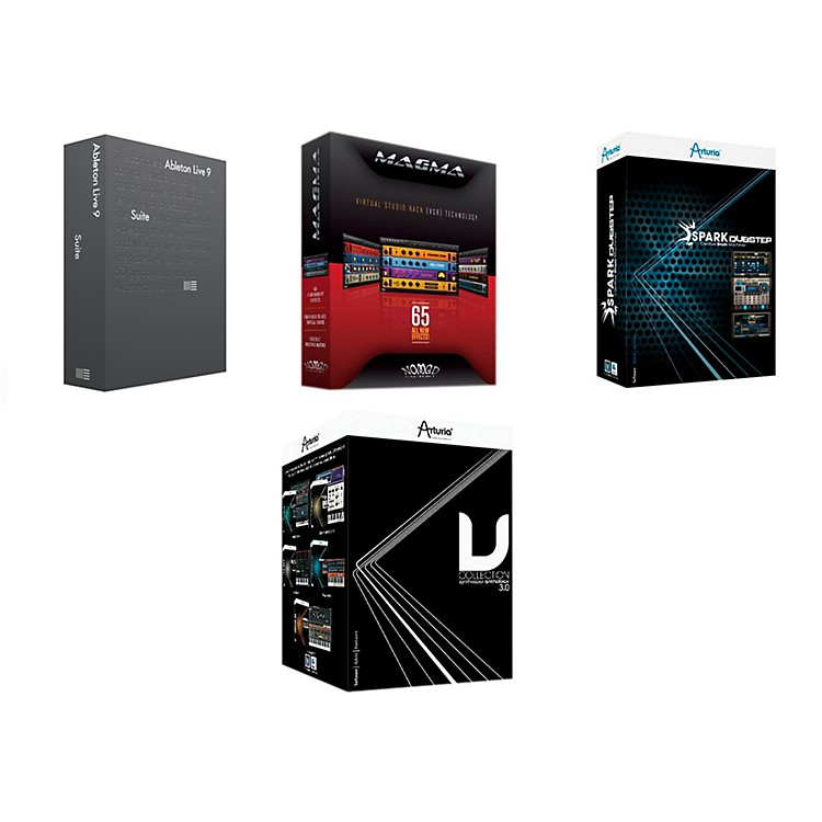 Ableton 9 Suite Ultimate Recording Bundle