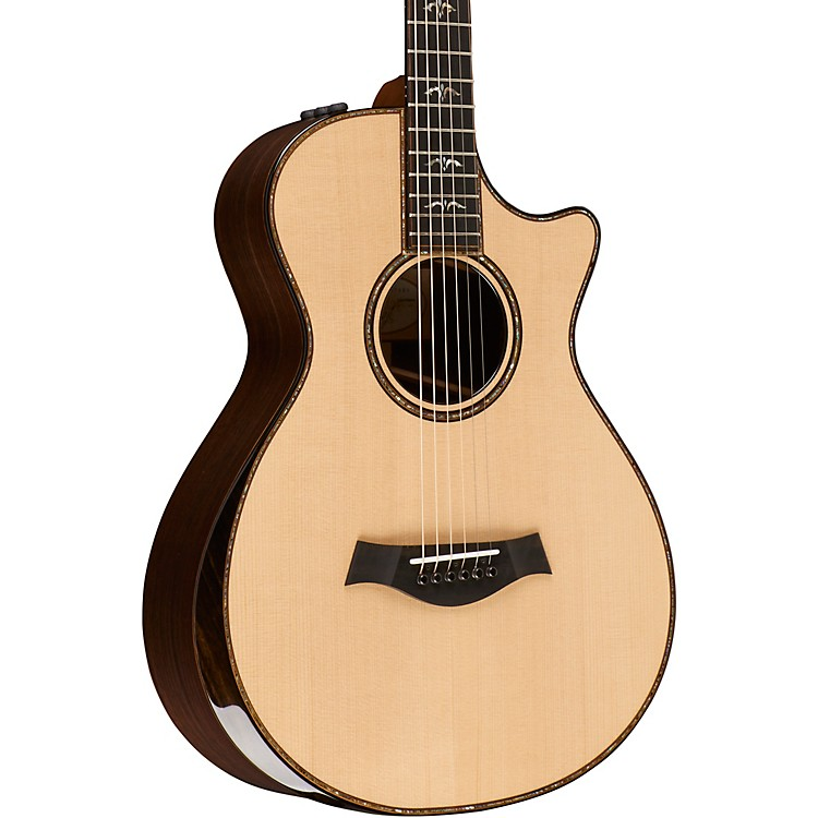 Taylor900 Series 912ceES 12-Fret Acoustic-Electric GuitarNatural