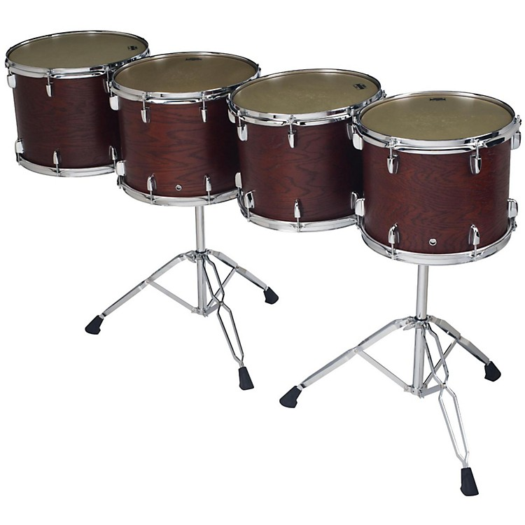 Yamaha9000 Series Concert Toms with Stands13in, 14in, 15in, 16in