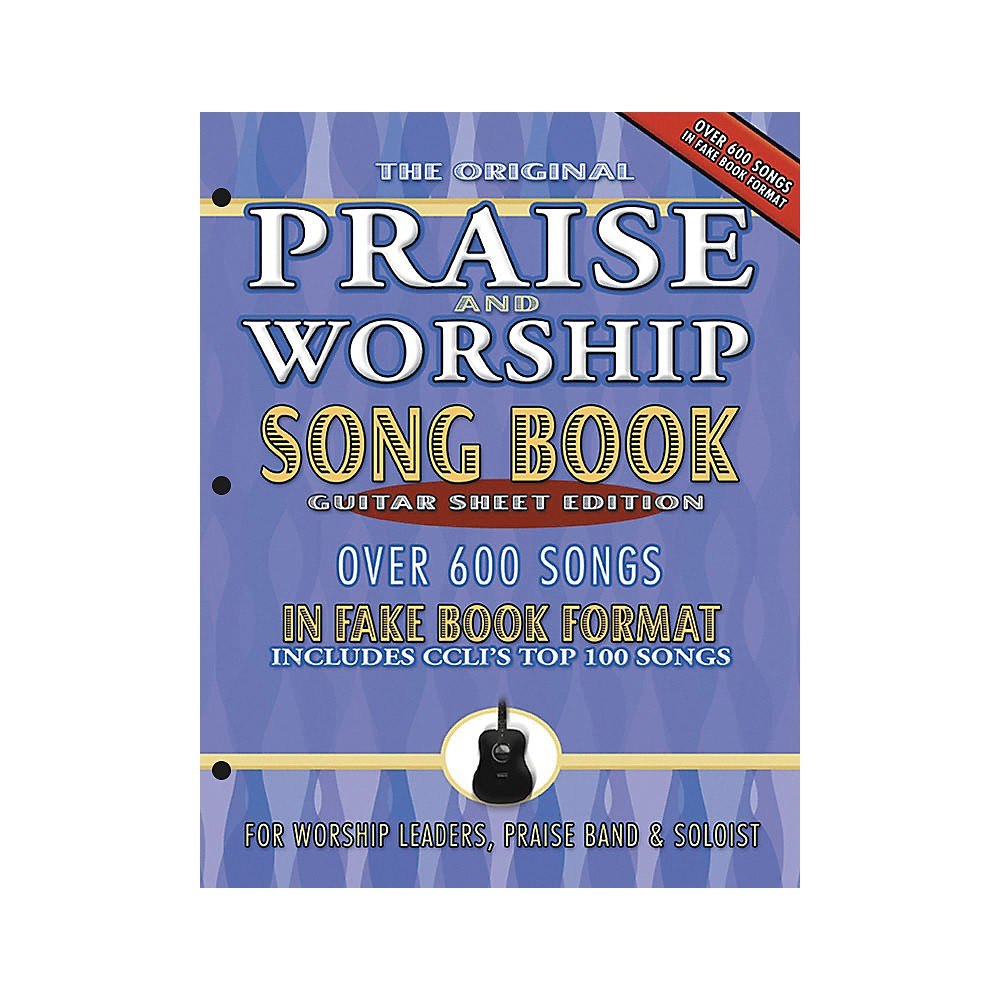 Upc 645757086497 The Original Praise And Worship Songbook Guitar