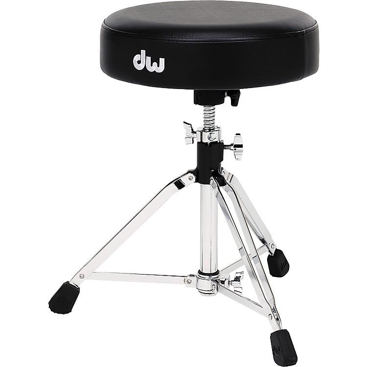 DW9100 Standard Round Seat Drum Throne