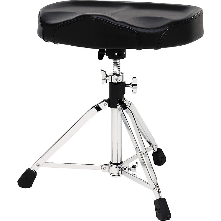 DW9120M Tripod Tractor-Style Seat Drum Throne