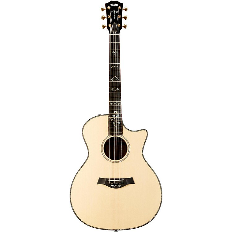 Taylor 914ce Grand Auditorium Cutaway ES2 Acoustic Electric Guitar Natural