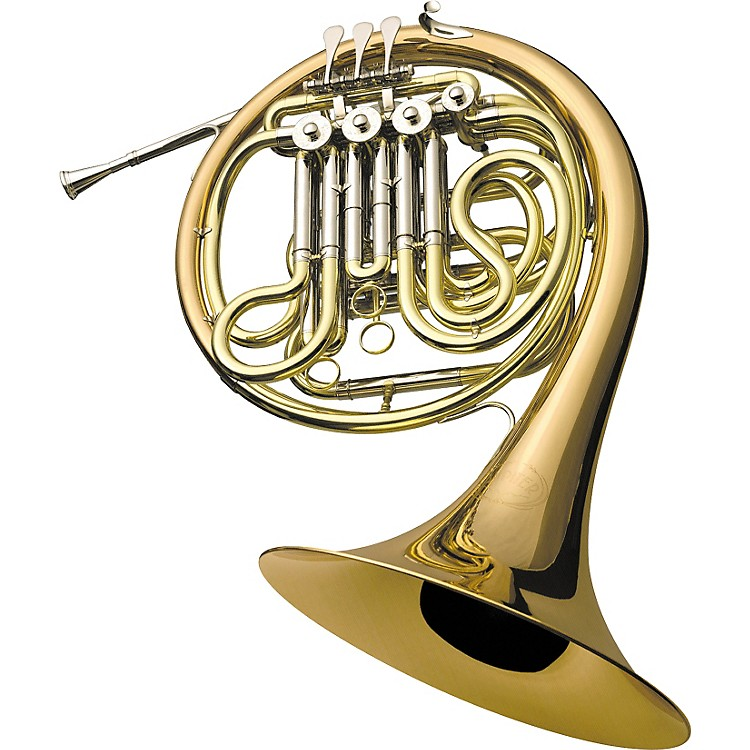 Jupiter 952RL Series Fixed Bell Double Horn