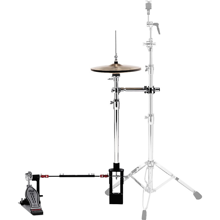 DW 9550 Universal Remote Hi-Hat Cymbal System