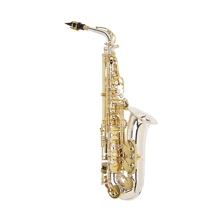 Jupiter969 Silver-Series Intermediate Alto Saxophone