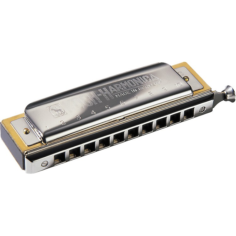 Hohner 980/40 Koch Chromatic Harmonica Key of C