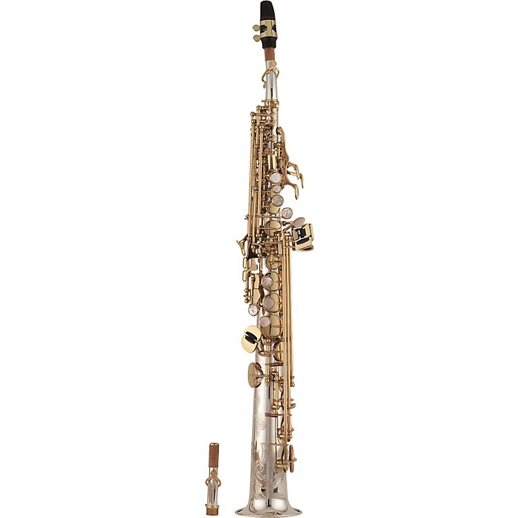 Yanagisawa 9930 Sterling Series Soprano Saxophone Straight Body