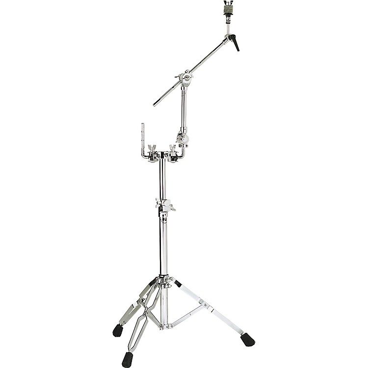 DW9999 Heavy-Duty Single Tom and Cymbal Stand