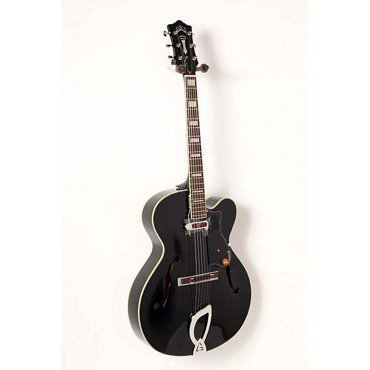GuildA-150 Savoy Hollowbody Archtop Electric GuitarBlack888365835372