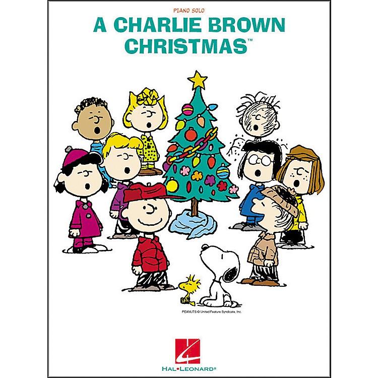 Hal LeonardA Charlie Brown Christmas