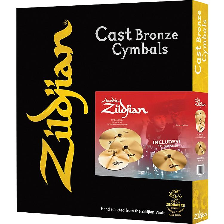 ZildjianA Classic Cymbal Pack