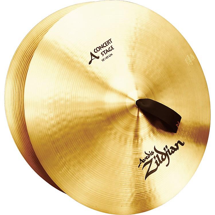ZildjianA Concert Stage Crash Cymbal Pair
