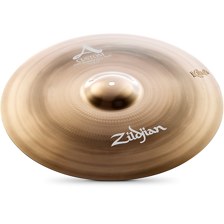 ZildjianA Custom 20th Anniversary Ride Cymbal21 Inch